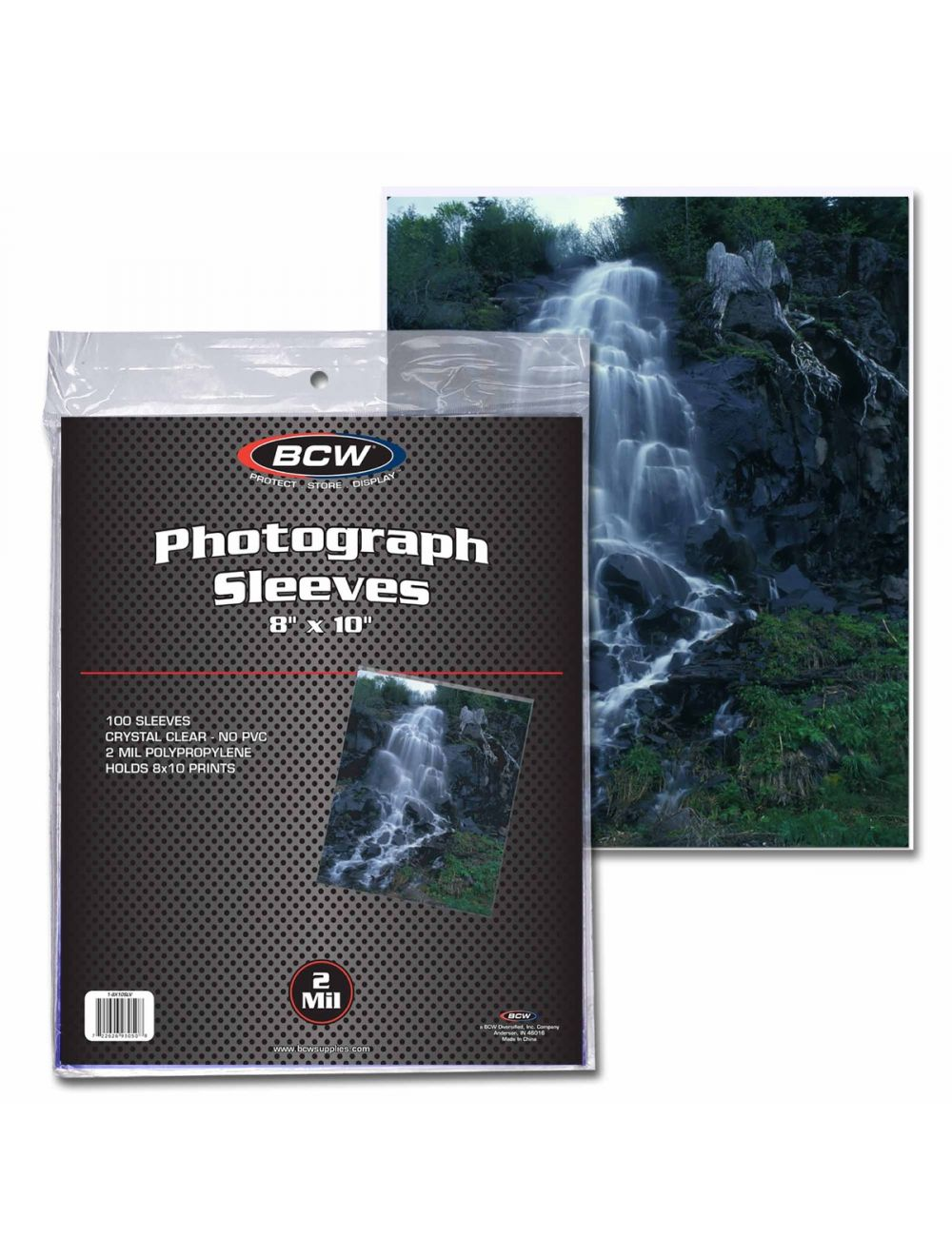 8x10 Photo Sleeves