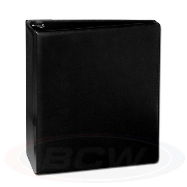 (product) 2 in. Album  Plain  Black