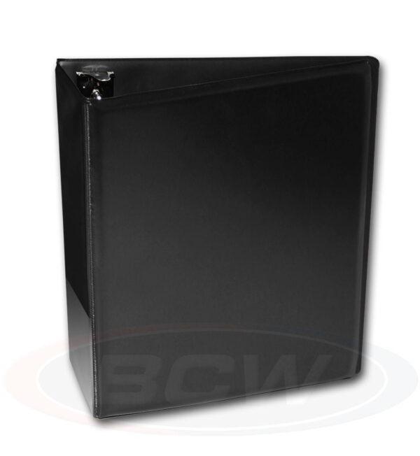 (product) 3 in. Album  Plain  Black
