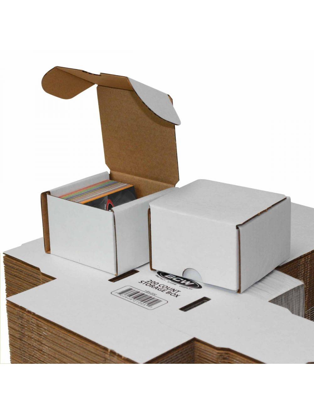 200 Count Storage Box