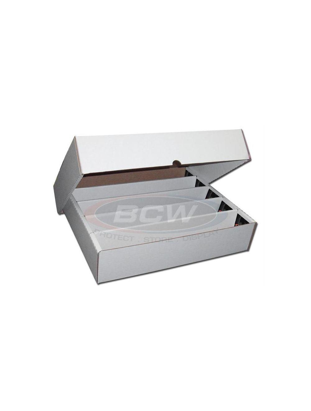 5000 Count Storage Box (Full Lid)