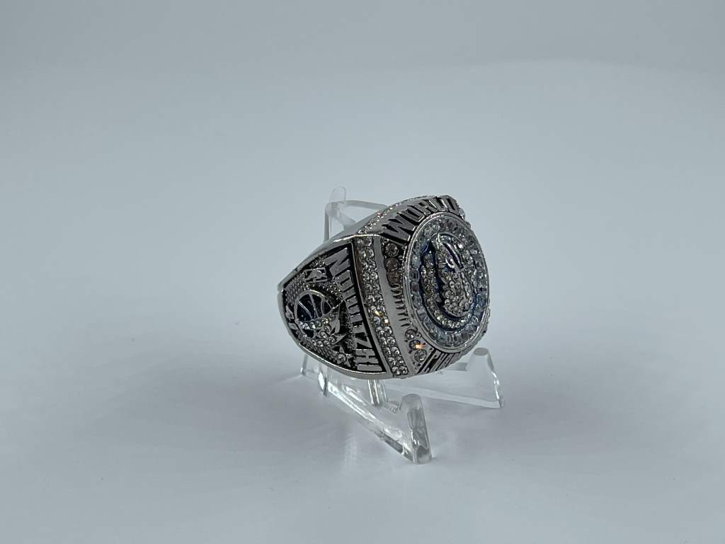Replica NBA Championship Ring - 2011 Dallas Mavericks - Dirk Nowitzki