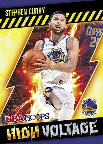 2020-21 Panini NBA Hoops Basketball Cards Hobby Box