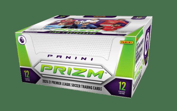 2020-21 Panini Prizm Premier League Soccer Cards Hobby Box