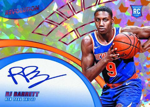 2020-21 Panini Revolution Chinese New Year Basketball Cards Hobby Box