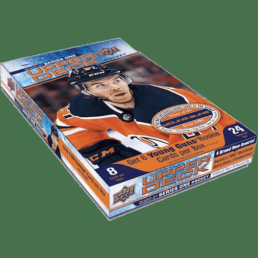 2020-21 Upper Deck Series One Hockey Box