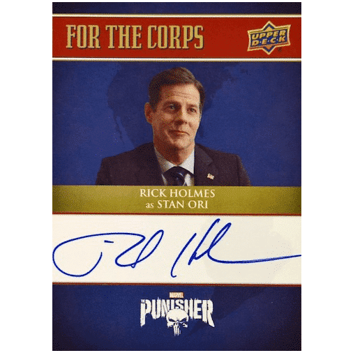 2020 Upper Deck The Punisher Trading Cards Box
