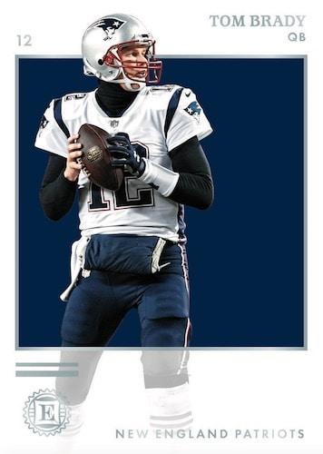 2019-Panini-Encased-Football-NFL-Cards-Base-Tom-Brady