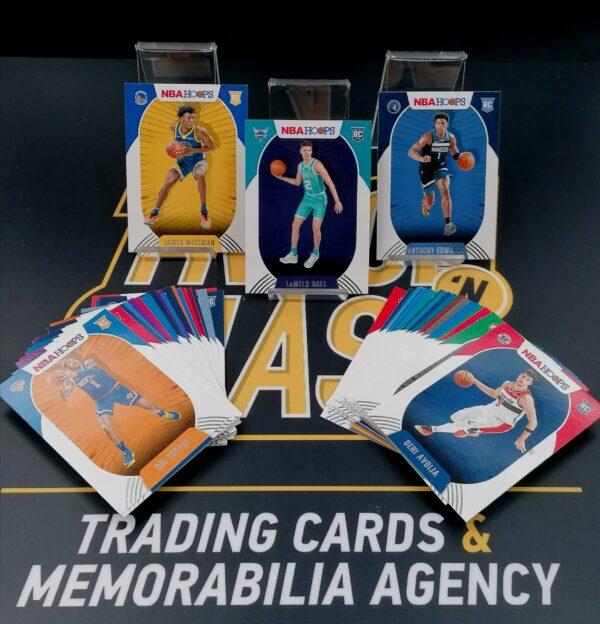 50 Card Rookie Set Panini Hoops 2020-21 Rookie Cards   RCs