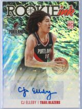 CJ Elleby Panini Hoops 2020 21 Rookie Ink RC Auto 1 scaled