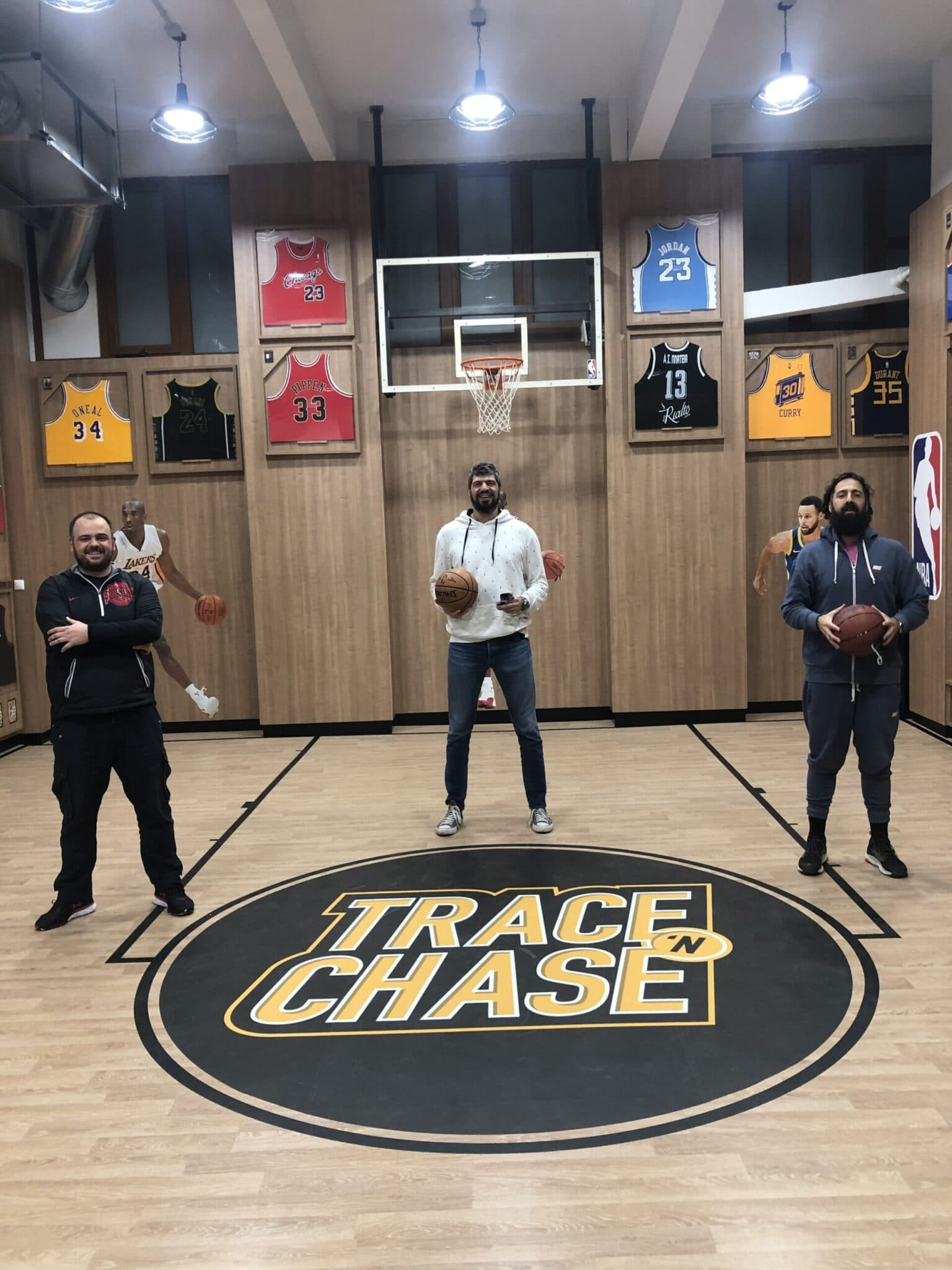 2-Time EuroLeague champion Lazaros Papadopoulos drops by Trace 'N Chase