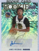 James Wiseman Panini Hoops 2020 21 Rookie Ink RC Auto 1 scaled