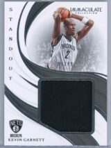 Kevin Garnett Panini Immaculate 2018 19 Standout 0149 1 scaled