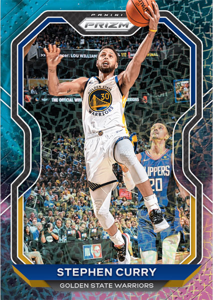 2020-21 Panini Prizm Basketball Cards Choice Box
