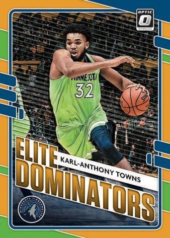 2020-21 Panini Donruss Optic Basketball Cards Hobby Box