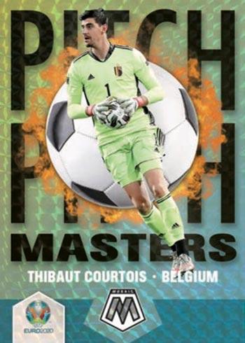 2020-21 Panini UEFA EURO 2020™ Mosaic Soccer Cards Hobby Box