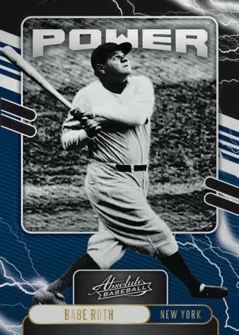 2021 Panini Absolute Baseball Cards Hobby Box
