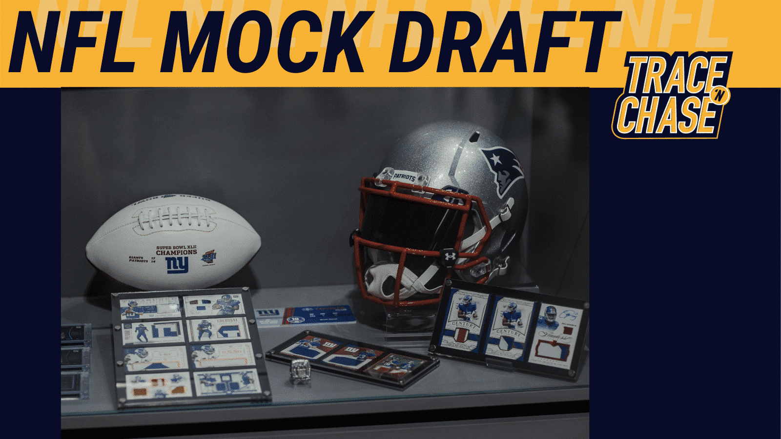 Drew's NFL Mock Draft Part I