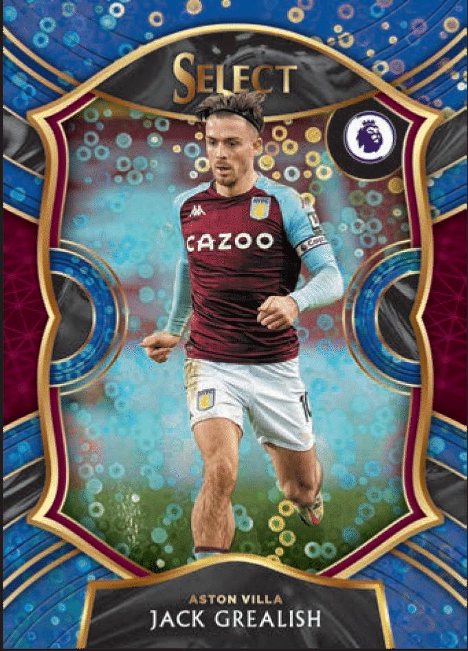 2020-21 Panini Chronicles Soccer Cards H2 ASIA Box