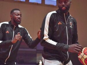 Brothers Jerai and Jerian Grant visit Trace 'N Chase