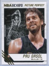 Pau Gasol Panini Hoops Basketball 2014 15 Picture Perfect 1