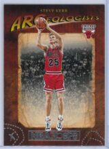Steve Kerr Panini Hoops Basketball 2018 19 Arceologists 1