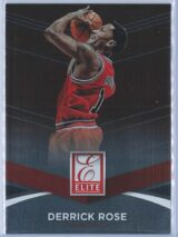 Derrick Rose Panini Donruss Basketball 2014-15 Elite