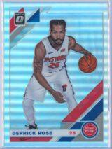 Derrick Rose Panini Donruss Optic Basketball  2019-20  Holo