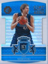 Dirk Nowitzki Panini Excalibur Basketball 2016-17 Coat Of Arms