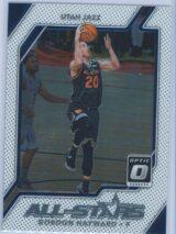 Gordon Hayward Panini Donruss Optic Basketball 2017-18 All Stars