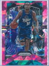 Grant Hill Panini Prizm 2019-20  Pink Cracked Ice