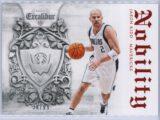 Jason Kidd Panini Excalibur Basketball 2014 15 Nobility Red 3899 1
