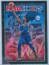Joel Embiid Panini NBA Hoops Basketball 2019-20 Get Out The Way