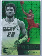 Justise Winslow Panini Essentials 2017-18  Green