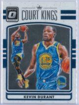 Kevin Durant Panini Donruss Optic Basketball 2016-17 Court Kings