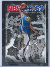 Kevin Durant Panini NBA Hoops Basketball 2019-20 Get Out The Way