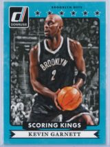 Kevin Garnett Panini Donruss Basketball 2014 15 Scoring Kings 1 scaled