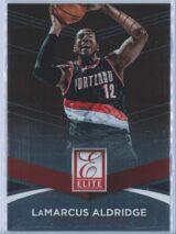 LaMarcus Aldridge Panini Donruss Basketball 2014-15 Elite