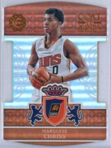 Marquese Chriss Panini Excalibur Basketball 2016-17 Coat Of Arms
