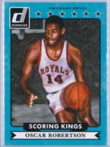 Oscar Robertson Panini Donruss Basketball 2014 15 Scoring Kings 1 scaled