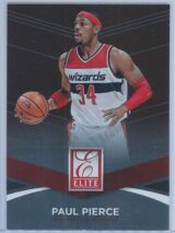 Paul Pierce Panini Donruss Basketball 2014-15 Elite