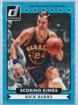 Rick Barry Panini Donruss Basketball 2014 15 Scoring Kings 1 scaled