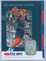 Russell Westbrook Panini NBA Hoops Basketball 2019-20 Frequent Flyers