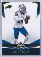 Stefon Diggs Panini Limited 2020  Gold