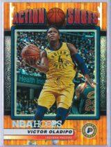 Victor Oladipo Panini NBA Hoops Basketball 2018-19 Action Shots