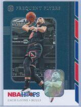 Zach LaVine Panini NBA Hoops Basketball 2019-20 Frequent Flyers