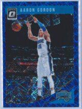 Aaron Gordon Panini Donruss Optic Basketball 2018-19  Blue Velocity Prizm