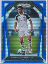 Antonee Robinson Panini Prizm Premier League 2020-21  Blue Prizm 162199 RC