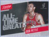 Bob Pettit Panini Prestige 2017-18 All Time Greats