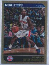 Brandon Jennings Panini NBA Hoops 2014-15  Gold